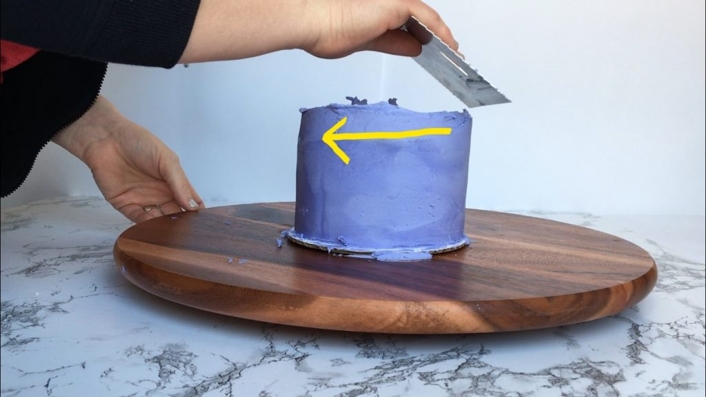 cake decorating tutorial for beginners
