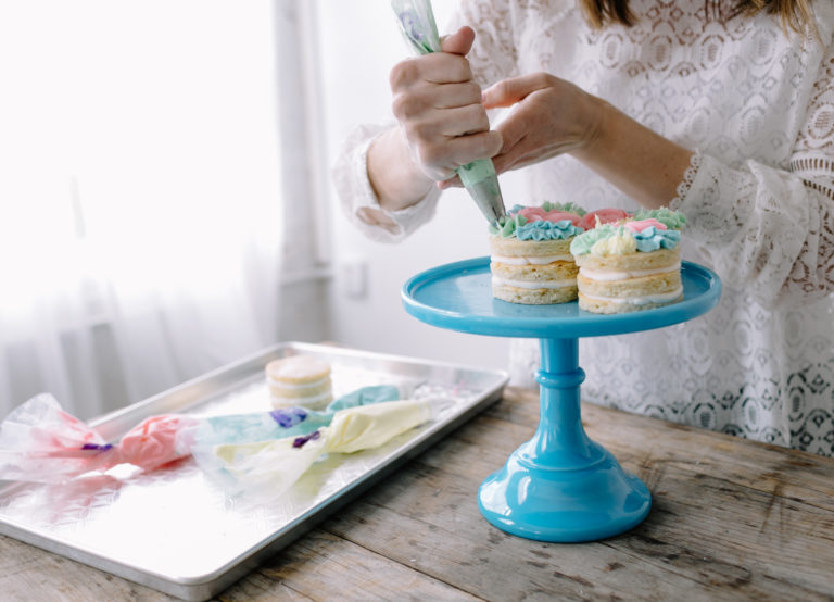 beginner cake
