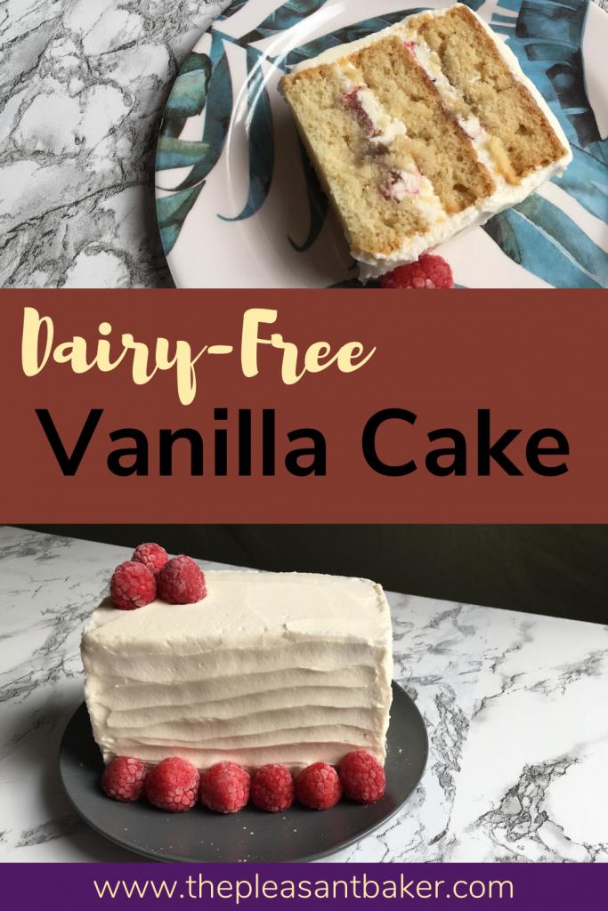 dairy-free cake